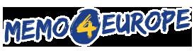 MEMO 4 EUROPE